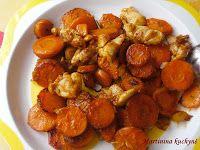 Martinina kuchyně: Antonia Mačingová: Mrkvový perkelt Kung Pao Chicken, Dog Food Recipes, Ethnic Recipes, Dog Recipes