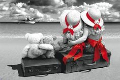 Red Bows of Friendship