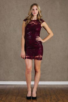 Body Con Dresses-Cocktail Dress-Party Dresses-Women's Dresses - For Elyse