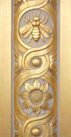 ≗ The Bee's Reverie ≗ Bee Relief | Shangri-La Hotel, Paris
