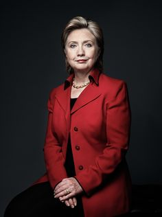Secretary of State, Hillary Clinton.  One of our favorite pins of the week 10/1.
