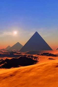 Pyramids of Giza, Cairo, Egypt. I hope one day I may be able to go and see the pyramids, the sphinx, etc. Places Around The World, Oh The Places You'll Go, Places To Travel, Places To Visit, Around The Worlds, Travel Destinations, Dream Vacations, Vacation Spots, Beautiful World