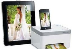 Direct Iphone and iPad Printer