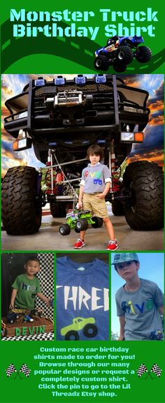 52 Best Monster Truck Birthday Images Birthday Party Ideas Ideas