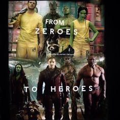 From zeroes to Heroes!