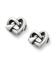 James Avery Heart Knot Stud Earrings | Dillard's Mobile - FAVORITE STUDS