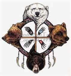 Image Search Results for native american bear symbol