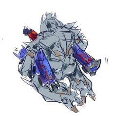 Embedded Transformers Prime, Optimus Prime, Giant Truck, Robot, Nerd, Geek Stuff, Short Stories, Internet, Ship