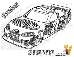nascar 88 coloring pages.html