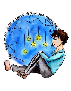 The Fault in our Stars Fan Art by Charsheee.deviantart.com on @deviantART
