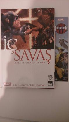 House Of M, Marvel Comics, Cover, Books, Libros, Book, Book Illustrations, Libri