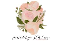 Bouquet 5 PNG clip art by michLg studios on @creativemarket