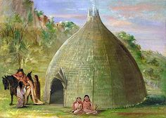 Check out this site for facts and information about Native American Houses. Comprehensive guide to Native American Houses including tepees and wigwams. Information, pictures and facts about Native American Houses Woodland Indians, House Illustration, Native American Tribes, Chor, Ancient Architecture, Before Us, Native Art, First Nations, The Life
