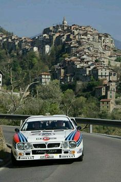 Lancia 037 Old School World Rally Car Maserati, Ferrari, Sports Car Racing, Sport Cars, Alfa Romeo, Dodge, Alfa Cars, Mopar, Course Automobile