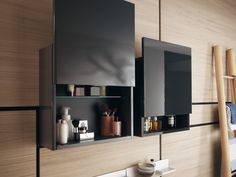 Idro Collection by #Scavolini #Bathrooms   An aesthetic project enhancing practicality and ergonomics