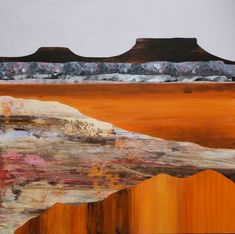 Sarah Winkler Dreamy Landscapes Paintings
