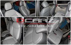 INOVATOR Sarung Jok Mobil Tema   DCARZ 021-8227931: DESAIN SARUNG JOK CHEVROLET SPIN   MURANO BLAST
