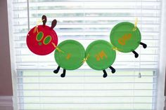 The Very Hungry Caterpillar Birthday Party Ideas | Photo 1 of 37 | Catch My Party