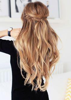beleza looks cabelos tranças