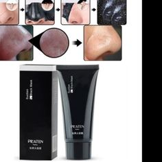 New removed mask Face Care Blackhead Remover Mask,Deep Cleansing The Black Head,blackhead Acne remover ,Blackhead Facial Mask mud face nose mask Makeup Concealer