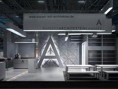 BAK – Exporeal 2008, München. Ein Projekt von Ippolito Fleitz Group – Identity Architects.