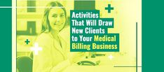 In this article, we will be discussing some of the ways that you can reach more people with your physical and online marketing activities in your start in the medical billing industry. How To Get Clients, How To Attract Customers, Online Marketing, Digital Marketing, Marketing Ideas, Newsletter Design, Medical Billing, Strategic Planning, Start Up Business
