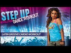 Step Up Revolution Dance Workout: Latin Groove Cardio with Micki Duran