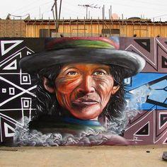 joe_nadie in Lima, Peru Tag Street Art, Street Mural, Street Art Graffiti, Peruvian Art, Sidewalk Art, Z Arts, Outdoor Art, Urban Art, South America