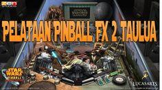 Kenraalin pelihuone: Star Wars: New hope Heroes Within Pinball FX 2 taulu