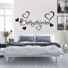 Wandtattoo für #Schlafzimmer #Wandtatoo #Aufkleber #Spruch Zeit ...