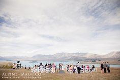 Tekapo Wedding - Photography by Alpine Image Co Ltd.