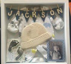 Idea para recordar a tu recién nacido
