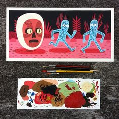 Running from Nightmares  Please get in touch at jackteagle(@)hotmail.co.uk if you are interested in buying by jackteagle