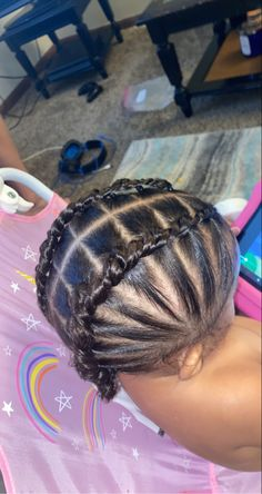 Easy Toddler Hairstyles, Cute Toddlers, Dreadlocks, Hair Styles, Beauty, Hair Plait Styles, Cute Kids, Hair Makeup, Hairdos