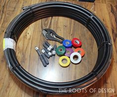 The Roots of Design: DIY Hula Hoops