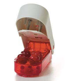 Another great find on #zulily! Progressive Cherry Pitter by Progressive #zulilyfinds