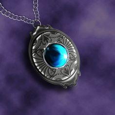 Amulet on the island