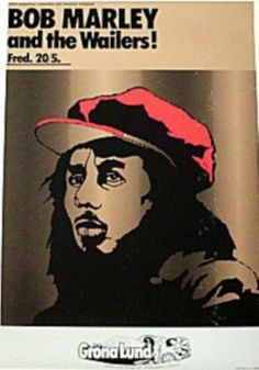 Bob Marley And The Wailers - Voice Of The Sufferers - Memorabilia Tour Posters Caricature, Bob Marley Pictures, Robert Nesta, Nesta Marley, The Wailers, Tour Posters, Concert Posters, Reggae, The Voice