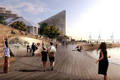 urban waterfront park에 대한 이미지 검색결과