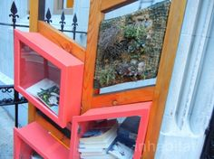 Little Free Library: 10 Tiny Book Dispensaries You Can Discover Around New York City | Inhabitat New York City