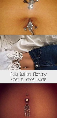 Belly Button Piercing Cost And Price Guide Piercing How Much