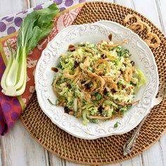Savoring Time in the Kitchen: Firefly Crunch Salad