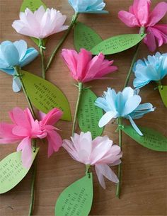 Great invitation ideas for a fairy birthday party or a summer party