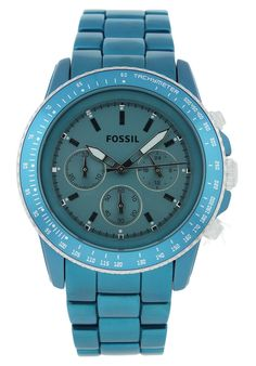 Price:$100.53 #watches Fossil CH2706, This stylish Fossil completes any outfit for a night out in town. The mother of pearl dial accentuates this timepiece making it the perfect addition to your wardrobe.