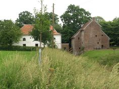 Flour and electricity mill, Millenermolen, Millen, the Netherlands.