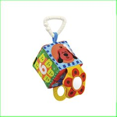 Baby's First Cube by Ks Kids - Baby Toys http://www.greenanttoys.com.au/shop-online/baby-toddler-toys/