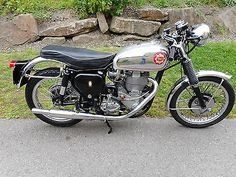 BSA Gold Star DB32 1958 THE REAL DEAL