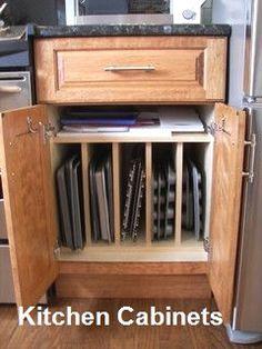 DIY Kitchen Cabinets #diy