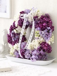 Lilac's ~ Purple, Lavender And White No Matter The Color They Make Any Day Bright.............