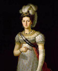 María Josefa Amalia de Sajonia (1803–1829) , tercera esposa de Fernando VII, fue una mujer devota y aficionada a la poesía. Educada en un convento, se negó a mantener contacto íntimo con el rey. Tuvo que convencerla el papa Pío VII. María Josefa Amalia falleció prematuramente de fiebres graves en el Palacio Real de Aranjuez. No tuvo hijos. Su cuerpo reposa en el Panteón de Infantes del Monasterio del Escorial, pues el Panteón de los Reyes está reservado a las reinas que han tenido…